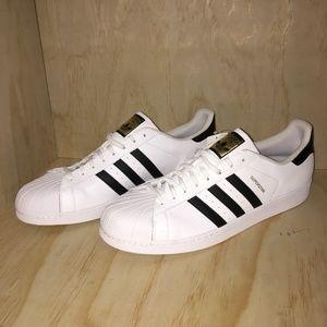 adidas Originals Men's Superstar Sneaker SIZE 20!